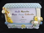 Noah's Ark Photo Frame - Magic Memories Juliana - Blue