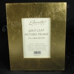 Artisan Photo Frame -  Genuine Gold Leaf 4 x 6