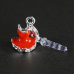 Red Ballet Dress Mobile Phone Charm for Smartphone, iPhone, Samsung, HTC etc